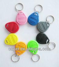 Colorful EM RFID tag