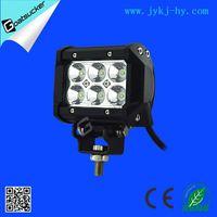 4 inch 18w CREE IP67 waterproof led light bar opel vectra car parts