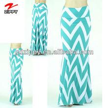 Zig zag chevron skirt latest skirt design pictures long skirt