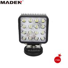 4'' 48W LED work light 4x4 spotlight,auto tuning led car light MD-4480