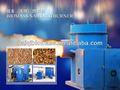 Industrial automática de biomasa sin humo de biomasa estufa para la caldera