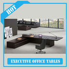 2014News design wenge wood veneer office director desk/executive desk