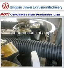 Drain Plastic Corrugated Pipe Machine