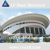 Q235 and Q345 light steel stadium sports hall NSCP steel framing in Philippines