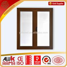 New Bronze Aluminium Window with High Quality