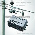 de longo alcance do transmissor sem fio para a vigilância no exterior