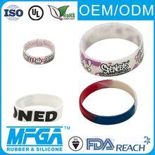 silicone touch pen bracelet