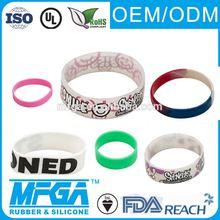wristband bracelet silicone gift