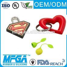 food grade silicone pendant