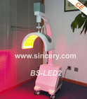 LED beauty machine for acne treatment 830nm