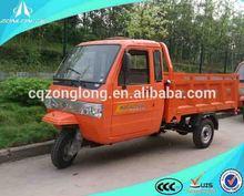 China ZONLON cargo trike with roof