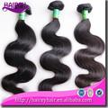 Más popular natural extensiones de cabello humano peruano mona lisa del pelo