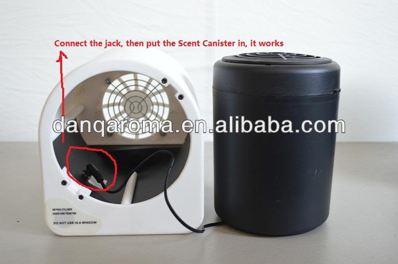 scentair machine
