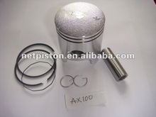 50mm Motorcycle Piston for SUZUKI A100