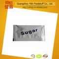 أسعار تنافسيةميزات 5g الصغيرة تغليف الكيس الكيس السكر الأبيض والبني لتناول القهوة الفورية مع شهادة نظام تحليل المخاطر وايزو