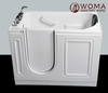 2014 Sitting bathtub best walk in bathtub with door for sale supplie