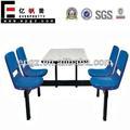 Restaurante muebles 4 plazas mesas de comedor y sillas