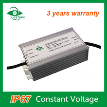 60W 12V small size led power supply high efficiency 85% waterproof ac dc power supply