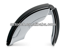 1000DPI computer fashion optical foldable USB wireless mouse