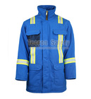 TecronSafety Nomex fire retardant clothing/ Freestyle Insulated Parka/ FR cotton workwear