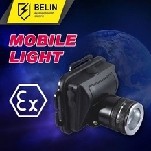 Explosion Proof Led Headlamp, Safety LED Head Lamp/IP65 Mining Lamp/LED Mining Light/Miner Lamp for Sale