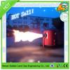 2014 PLC automatic operation small wood pellet burner