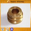Copper textile machinery accessory , cnc machining service
