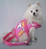 The Comfortable Pink Pet Carrier