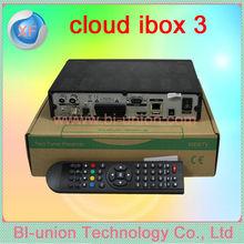 supermax récepteur satellite hd avec double tuner ibox 3 nuage