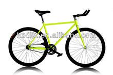 700c steel fixed gear bike from factory