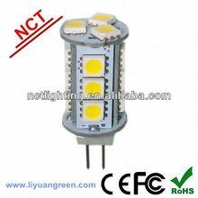 led hurricane lanterns Cold white / Warm White AC/DC12V 24V 12SMD 5050 high power dimmable lighting