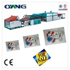 Multifunction 4 color 4 station t-shirt screen printing machine in China