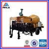 Diesel concrete mixer with pump HBTS30-10-76R