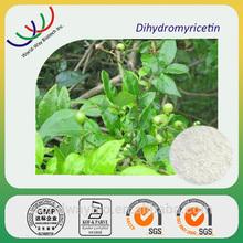 Natural vine tea extract,anti-oxidant dihydromyricetin powder,factory supply 98% vine tea extract dmy dihydromyricetin