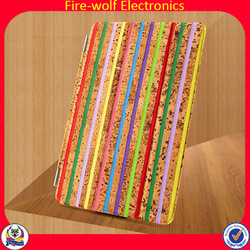 Factory Direct Selling Universal Wood Cover Case for Tablet