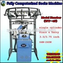 Socks Machine (plain&terry)single cylinder