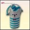 Animal Style Printed PU Water Bottle Cooler Bag