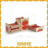 Eco-friendly corrugated gift tomato packing box