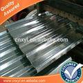 Tôle d'acier galvanisé 2 mm épais