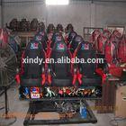 Hydraulic&electric system 5d cinema free installation