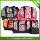 600D Polyester big foldable travel bag