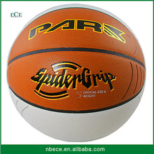 Professional sell basketball the high quality embossed basketball