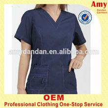 good quality new design nurse scrubs uniforms