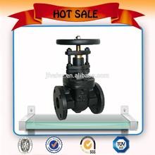 BV/SGS pn64 rising stem gate valve of gate valves
