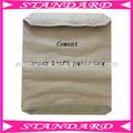 Papel kraft marrón ordinaria portland 50 kg cemento precio bolsa