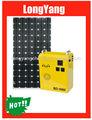 300w, 500w 700w 1000w 1500w 2000w 3000w 5000w gerador solar portátil para uso doméstico