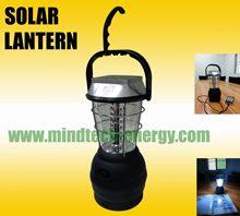new style plastic led solar lantern