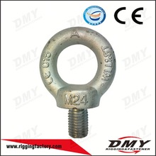 DMY DIN580 m8 standard eye bolt Rigging Hardware