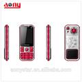 1.44 polegadas baixa final telefone celular com alto-falante made in china