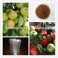 honghao GMP&ISO free sample 98% phloretin green apple extract